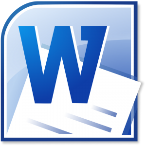 Microsoft Word icon 300x300 Archive
