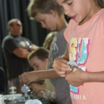 The star activity of ASPIRE2013 - designing your own LEGO antenna systems.